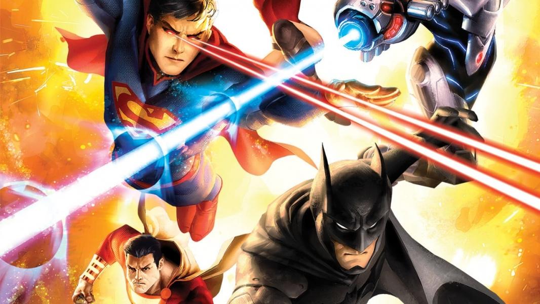 Justice League War Stream Deutsch