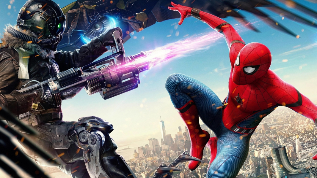 watch spider man homecoming online free