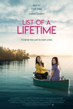 List of a Lifetime