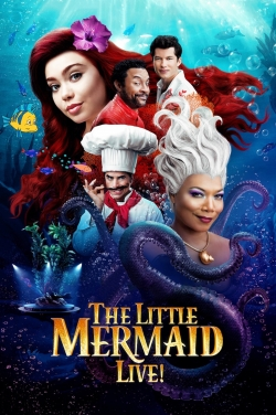 The Little Mermaid Live!