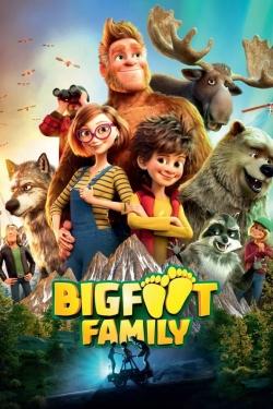 Bigfoot Family